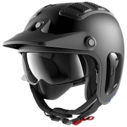 Shark helmet X-Drak 2 Blank black ,Jet Helmets