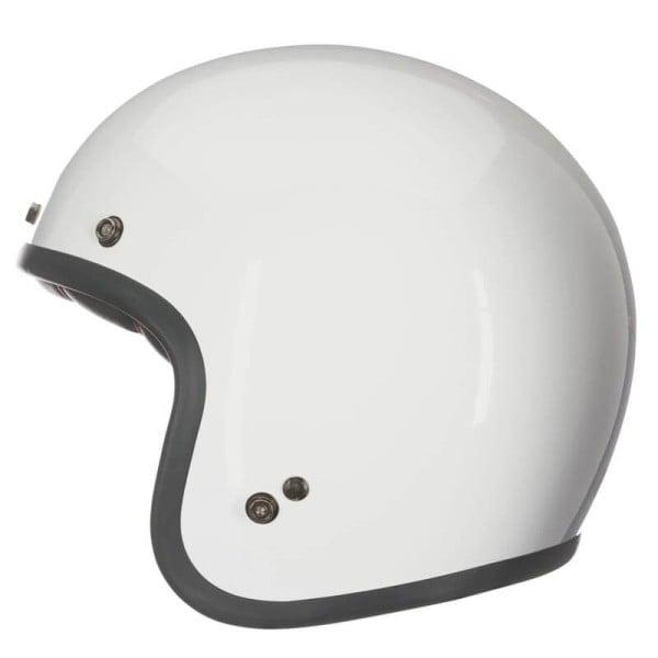 Motorcycle Helmet Vintage BELL HELMETS Custom 500 White