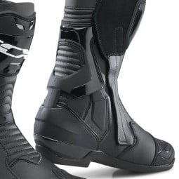 Motorcycle Boots TCX ST-Fighter black, Motorcycle Racing Boots