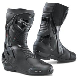 Stivali moto TCX ST-Fighter Gore-Tex nero, Stivali Moto Racing