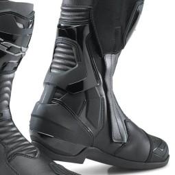 Motorradstiefel TCX ST-Fighter Gore-Tex shwarz, Motorrad Racing Stiefel