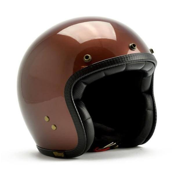 Casque moto Roeg Moto JETTson Dark Roast
