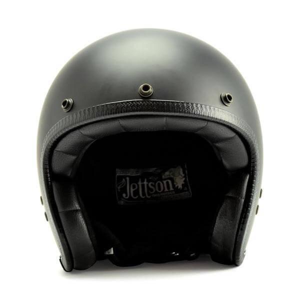 Casque moto Roeg Moto JETTson noir mat
