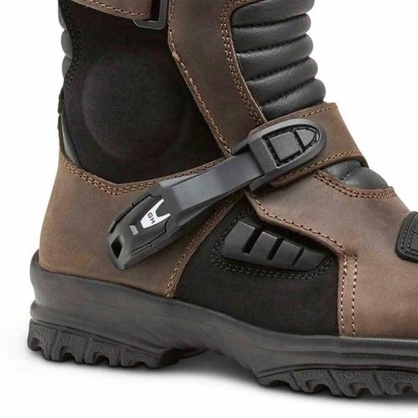 Bottes moto Forma Boots ADV Tourer marron
