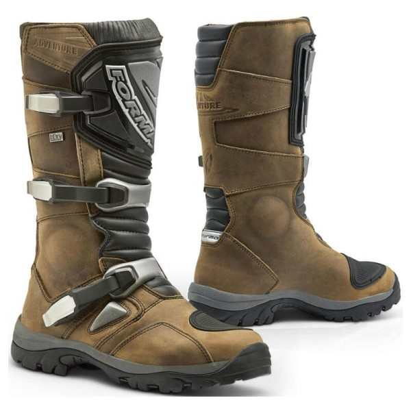 Forma Boots Adventure HDry Brown