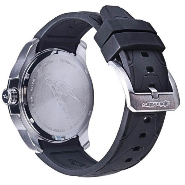 Montre Alpinestars Tech Watch Satined Steel