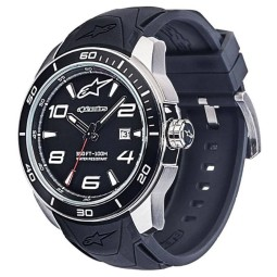 Uhr Alpinestars Tech Watch Satined Steel
