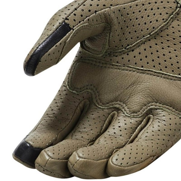 Motorcycle summer gloves Rev it Fly 3 olive