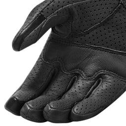 Motorcycle summer gloves Rev it Fly 3 black, Summer gloves