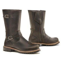 Motorcycle boots Forma Eagle brown