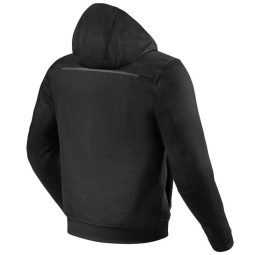 Chaqueta moto Rev it sudadera Stealth 2 negro