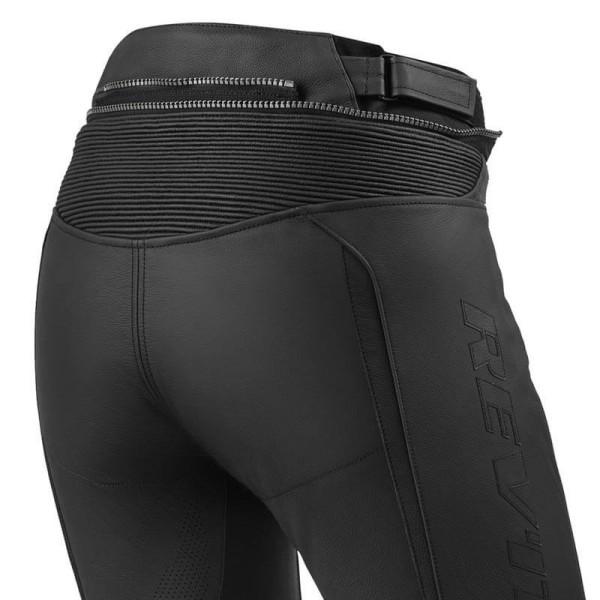 Pantalón moto Rev it Xena 3 mujer negro