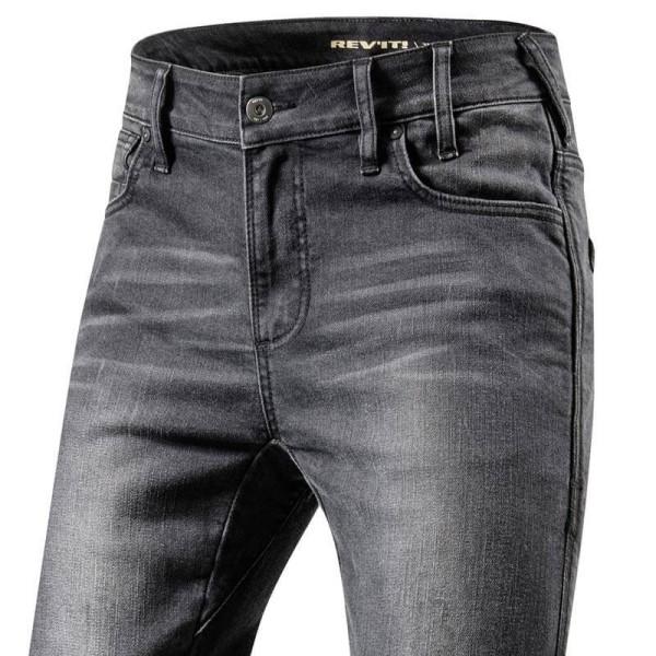 Jeans Rev it Moto TF noir