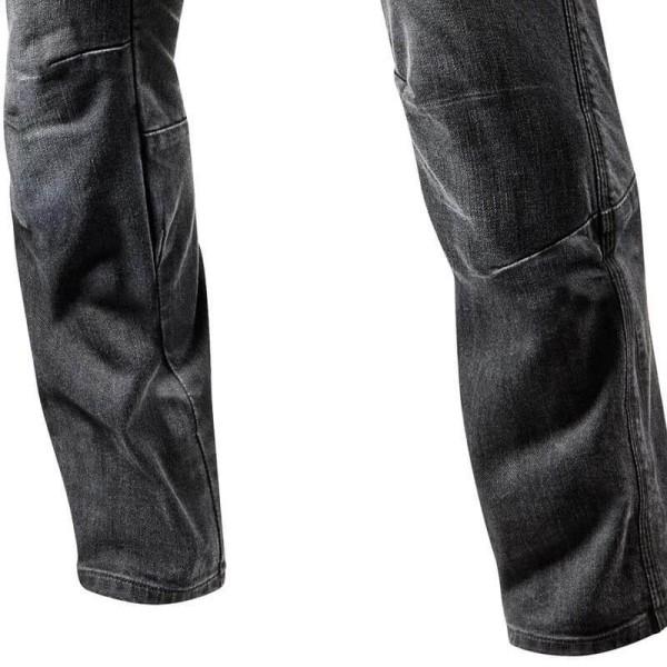 Motorrad Jeans Rev it Moto TF schwarz