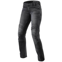 Motorcycle Jeans Rev it Moto TF woman black ,Motorcycle Jeans