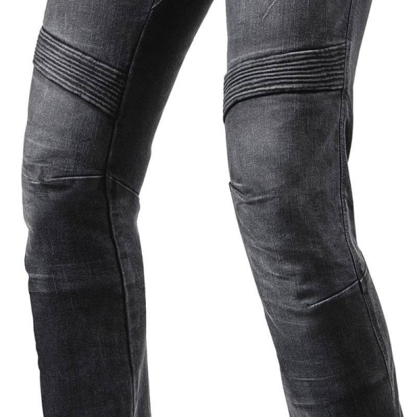 Motorcycle Jeans Rev it Moto TF woman black