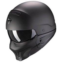 Motorrad helm Scorpion EXO Combat Evo Solid ,Integral Helme