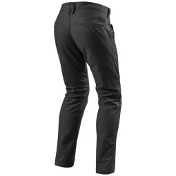 Motorcycle pants Rev it Alpha RF black, Motorcycle trousers