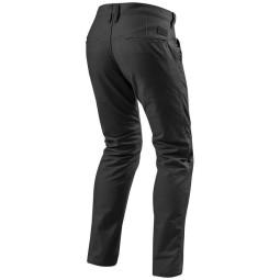 Pantalones moto Rev it Alpha RF negro, Pantalones moto