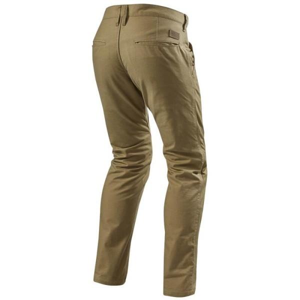 Pantalon moto Rev it Alpha RF camel