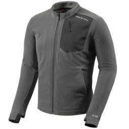 Thermal motorcycle jacket Rev it Halo anthracite, Functional motorcycle gear