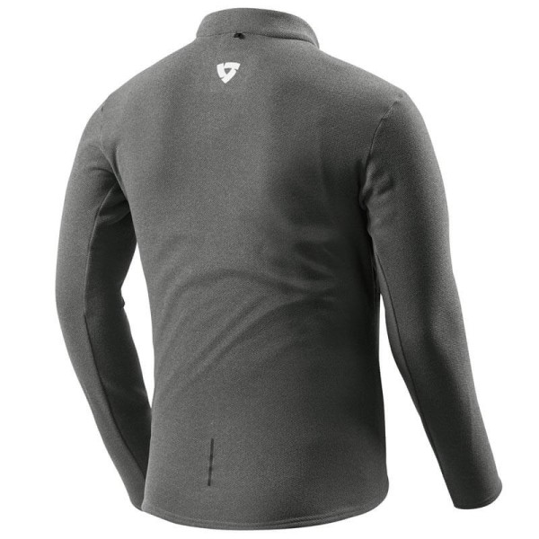 Thermal motorcycle jacket Rev it Halo anthracite