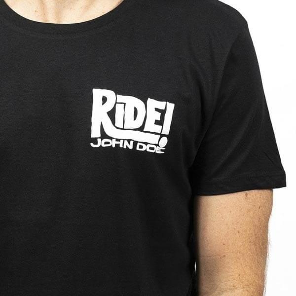T-shirt John Doe Ride schwarz