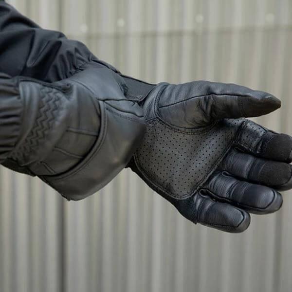 Guantes moto Biltwell Belden negro