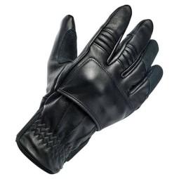 Motorradhandschuhe Biltwell Belden braun schwarz ,Motorrad Lederhandschuhe