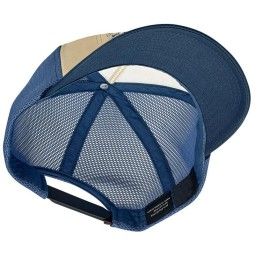 Cappellino moto Biltwell 4 Cam Snap Back, Cuffie / Cappelli