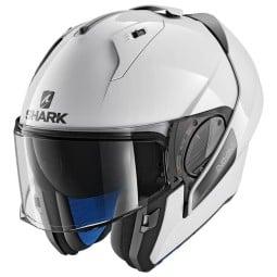 Shark modular helmet EVO-ONE 2 Blank white ,Modular Helmets
