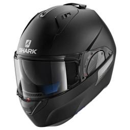 Casco moto modular EVO-ONE 2 Blank mat black