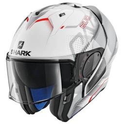 Shark modular helmet EVO-ONE 2 Keenser white ,Modular Helmets