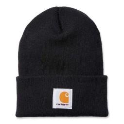 Mütze Carhartt Watch schwarz, Mutzen und Kappen