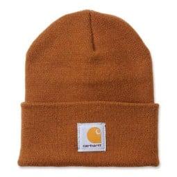 Cuffia Carhartt Watch marrone, Cuffie / Cappelli