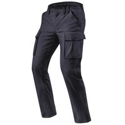 Pantaloni moto Rev it Cargo SF nero