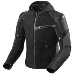 Motorcycle jacket Rev it Target H2O ,Leather Motorcycle Jackets