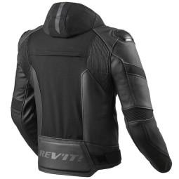 Motorcycle jacket Rev it Target H2O
