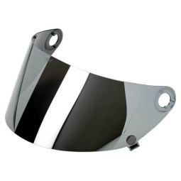 Visor Biltwell Gringo S GEN-2 Chrome ECE Shield ,Visors and Accessories