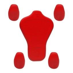 XTM John Doe Motoshirt kit protezioni alto