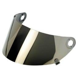 Visier Biltwell Gringo S GEN-2 Gold Mirror ECE Shield, Visiere und Zubehör