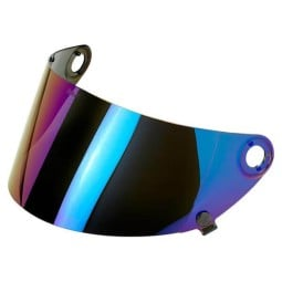 Visor Biltwell Gringo S GEN-2 Rainbow Mirror ECE Shield ,Visors and Accessories