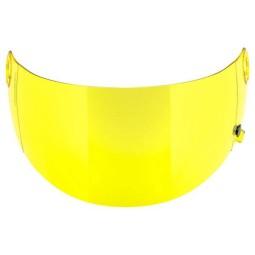 Visier Biltwell Gringo S GEN-2 Yellow ECE Shield, Visiere und Zubehör
