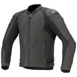 Giacca moto pelle Alpinestars GP Plus R V3 nero, Giacche moto pelle