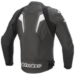 Alpinestars leather jacket GP Plus R V3 black white ,Leather Motorcycle Jackets
