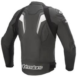 Alpinestars motorrad jacke GP Plus R V3 schwarz weiß ,Leder Motorrad Jacken