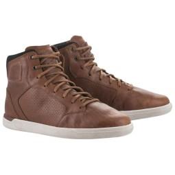 Chaussures Alpinestars J-Cult Drystar marron