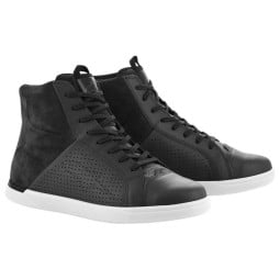 Alpinestars shoes Jam Air Drystar black, Motorcycle Shoes Urban