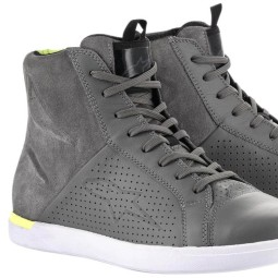 Alpinestars shoes Jam Air Drystar anthracite, Motorcycle Shoes Urban