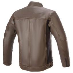 Chaqueta moto cuero Alpinestars Topanga marron, Chaquetas moto cuero